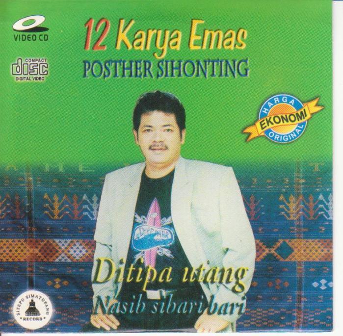 10 Karya Emas Terbaik Posther Sihotang - Ditipa Utang