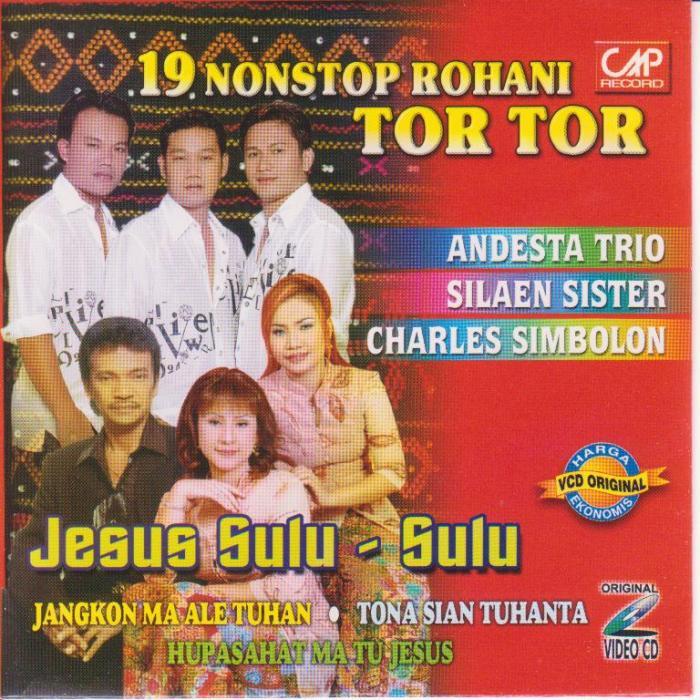 19 NonStop Rohani - Jesus Sulu Sulu
