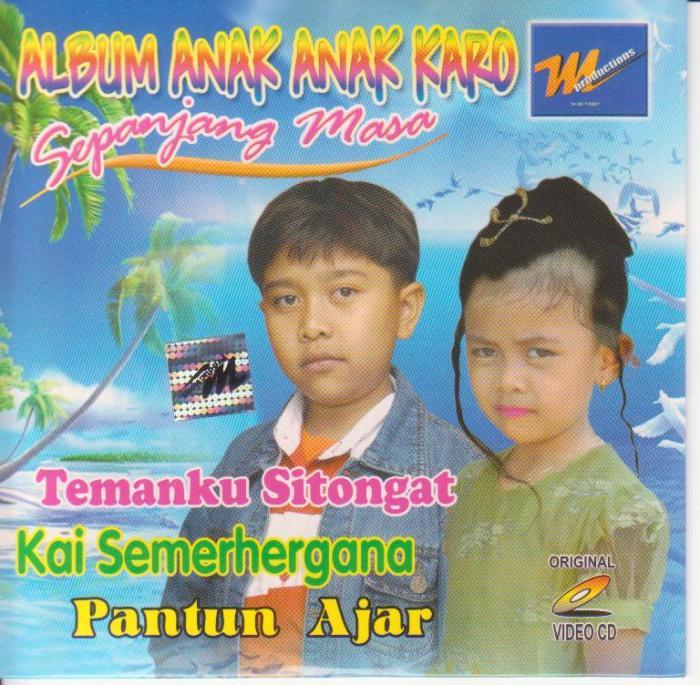Album Anak2 Karo - Temanku Sitongat