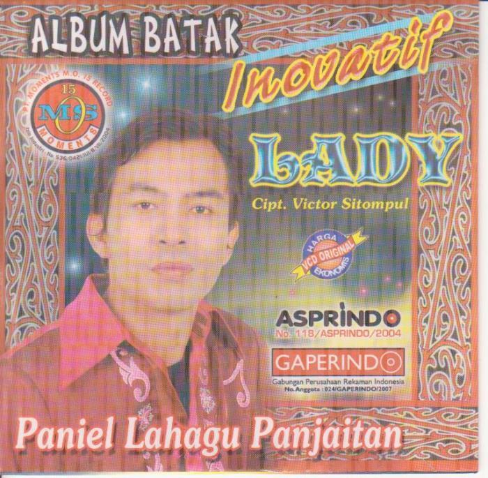 Paniel Lahagu Panjaitan - Lady