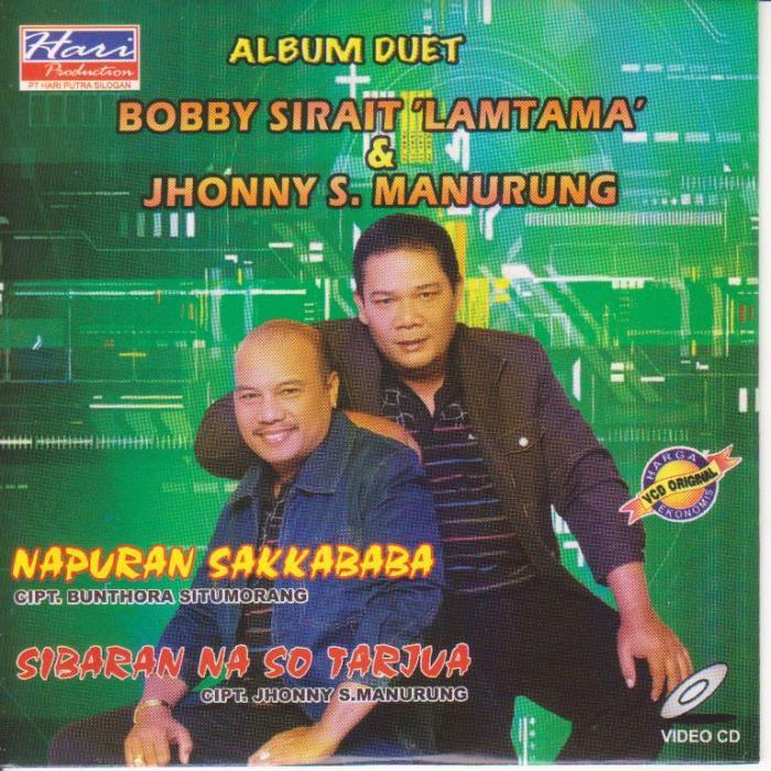 Duet Johny & Charles - Napuran Sakkababa