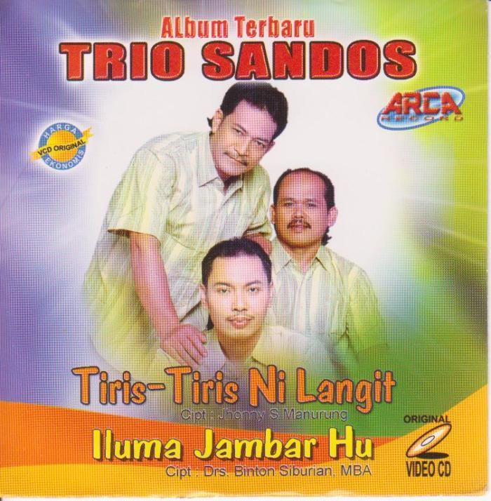 Sandos Trio - Tiris Tiris Ni Langit