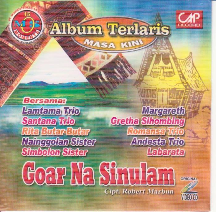Album Terlaris Masa Kini - Goar Na Sinulam