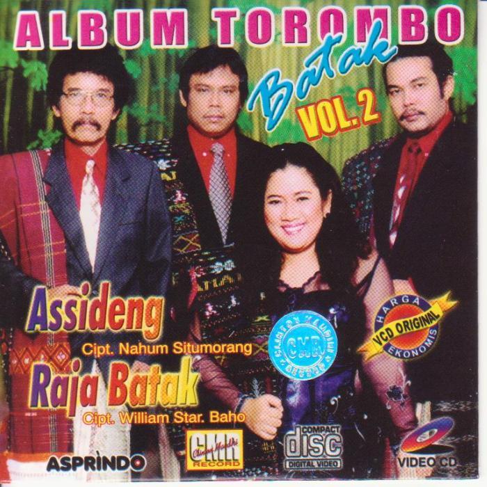 Album Tarombo Batak Vol.2 - Raja Batak