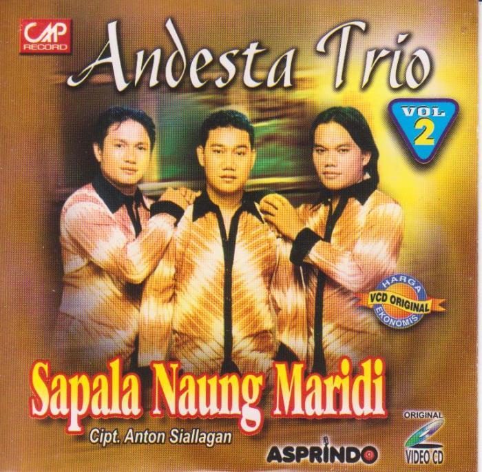 Andesta Trio Vol.3 - Sapala Naung Maridi