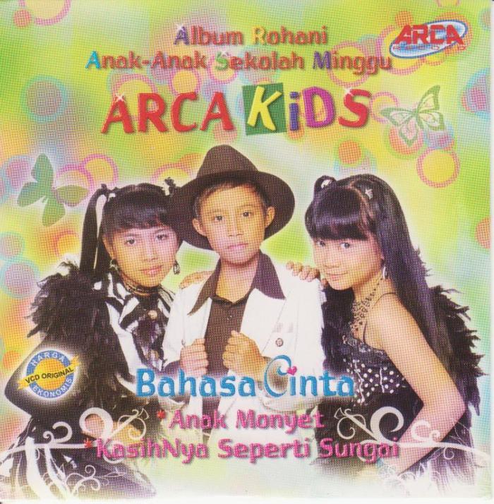 ARCA Kids Rohani - Bahasa Cinta