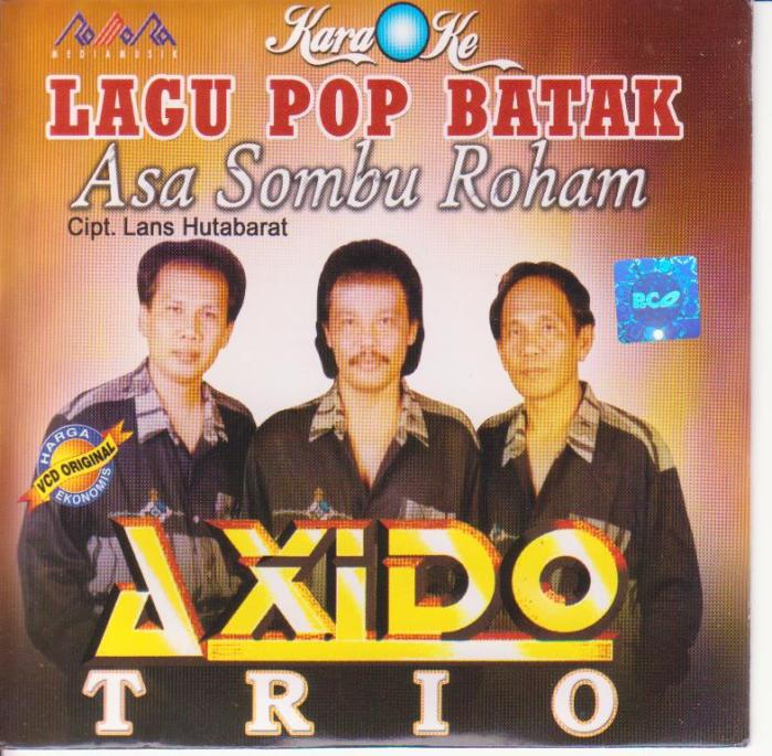 Axido Trio The Best - Asa Sombu Roham