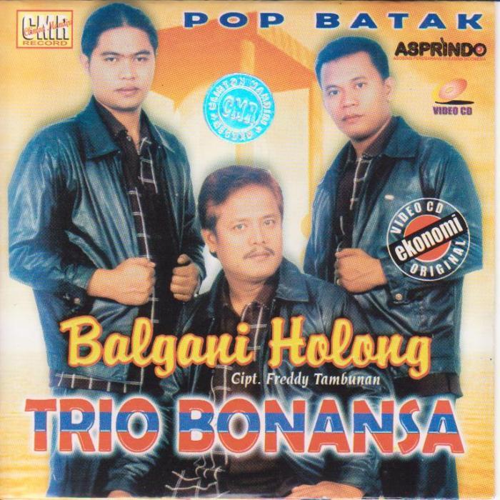 Bonansa Trio - Balga Ni Holong