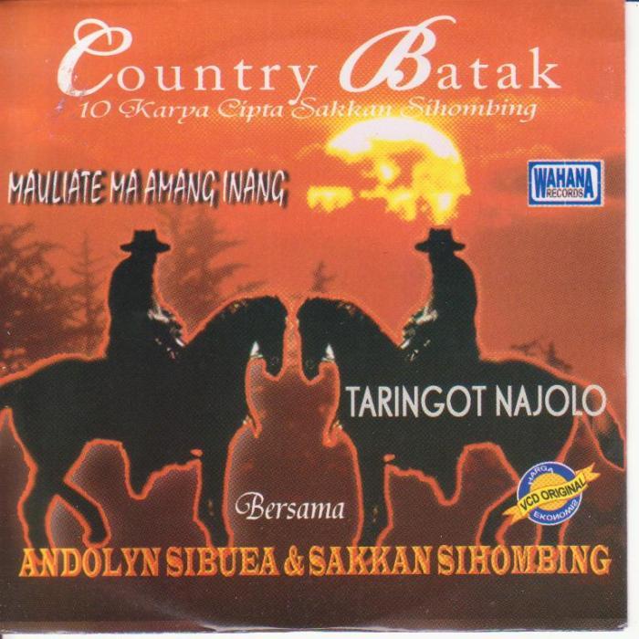 Country Batak Andolyn Sibuea & Sakkan Sihombing - Taringot Najolo