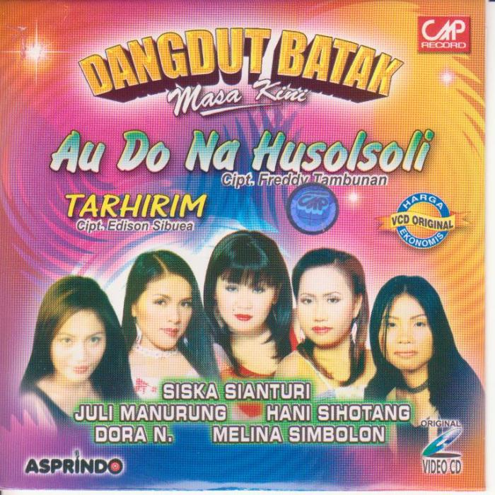 Dangdut Batak - Au Do Nahusolsoli