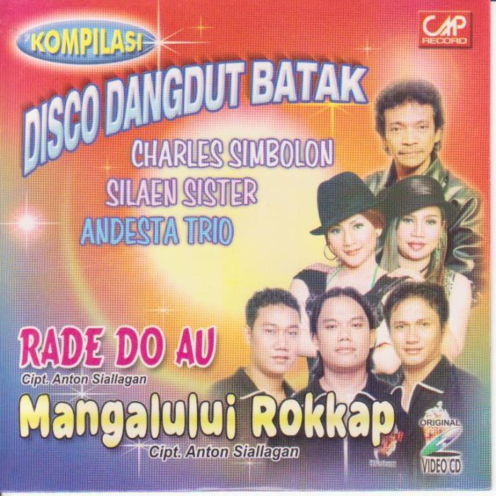 Kompilasi Disco Dangdut Batak - Mangalului Rokkap