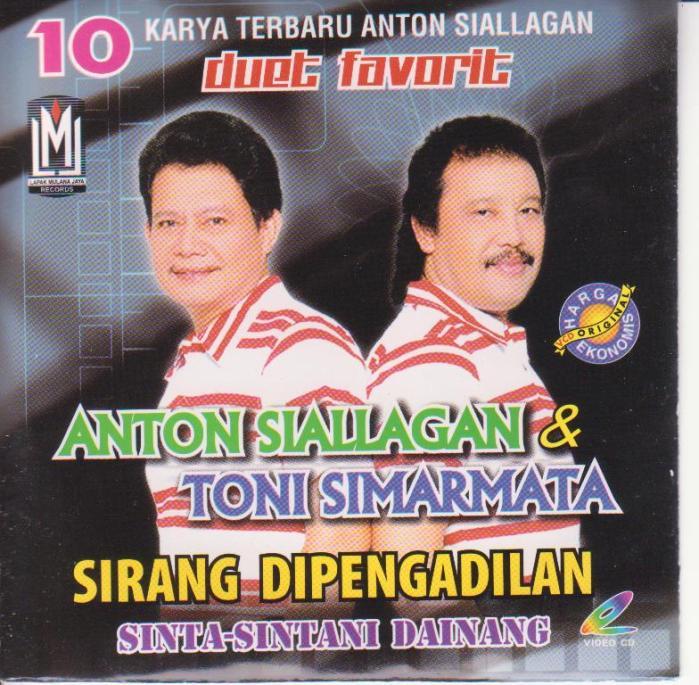 Duet Favourite Anton Siallagan & Toni Simarmata