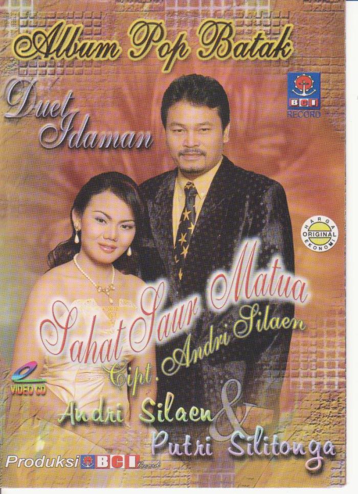 Andre Silaen & Putri Silitonga - Album Rohani