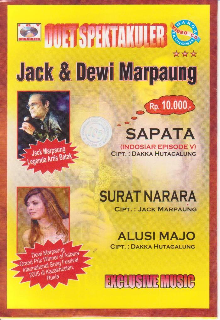 Duet Spektakuler - Jack Marpaung & Dewi Marpaung