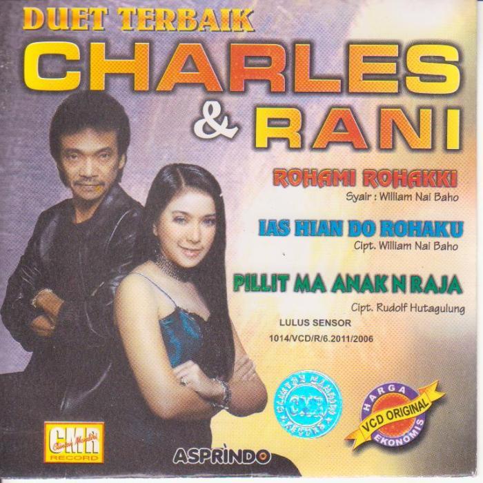 Duet Charles & Rani - Pillit Ma Anak Ni Raja