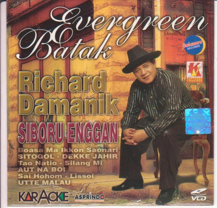 Richard Damanik Evergreen - Siboru Enggan
