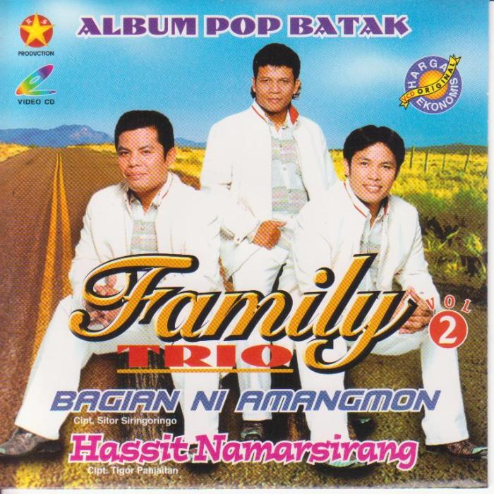 Family Trio Vol.2 - Bagian Ni Amang Mon