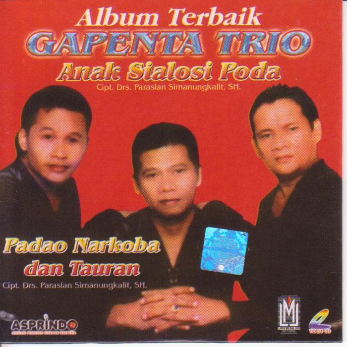 Gapenta Trio - anak Silaosi Poda