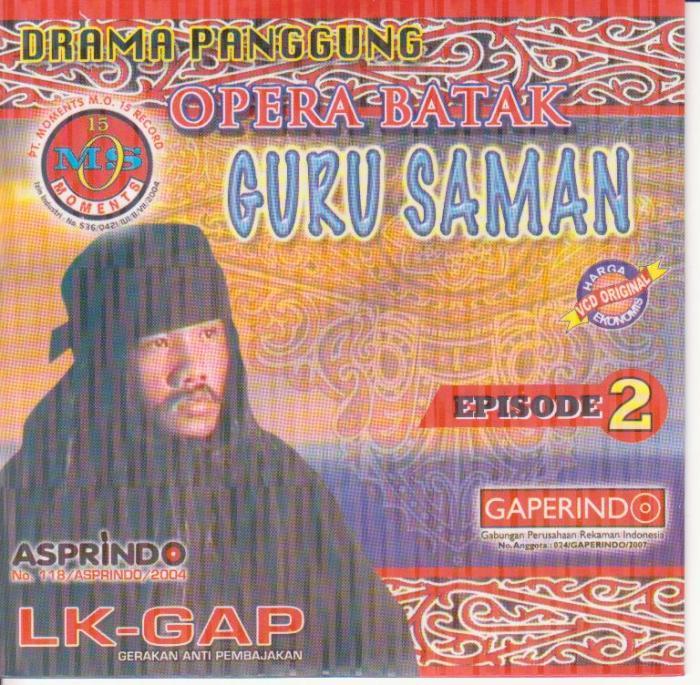 Drama Panggung - Guru Saman