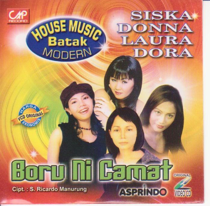 House Music Batak - Boru ni Camat