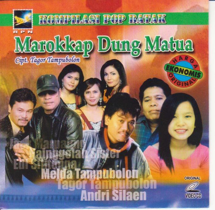 Kompilasi Artis Batak - Marrokkap Dung Matua