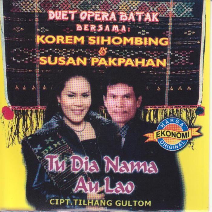 Duet Korem Sihombing & Susan Pakpahan - Tudia Nama Au