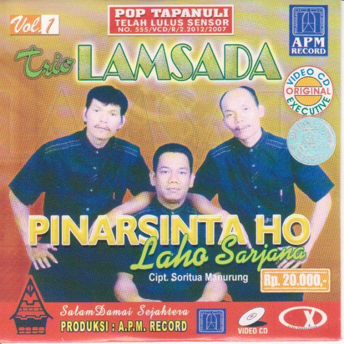 Lamsada Trio - Pinarsitta Ho Laho Sarjana