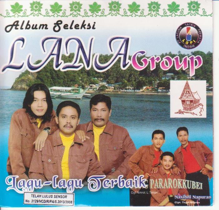 Lana Group Seleksi Lagu Batak