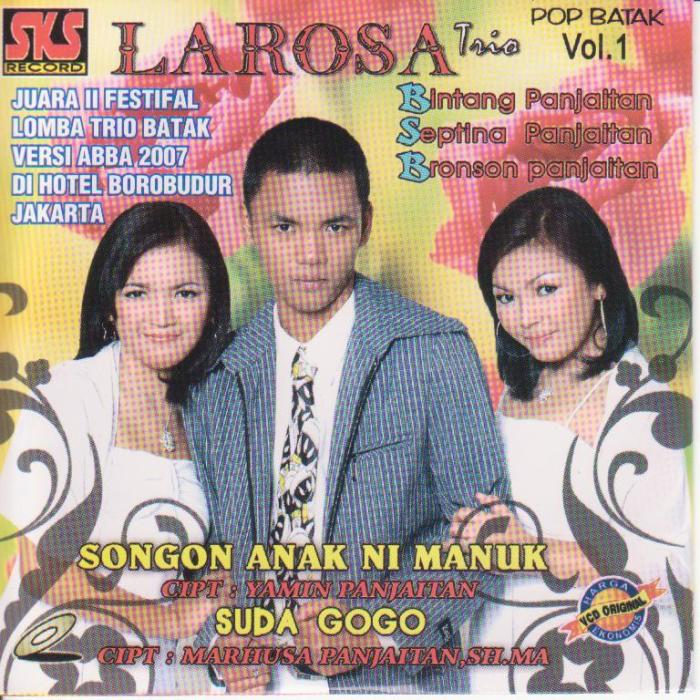 Larosa Trio - Songon Anak Ni Manuk