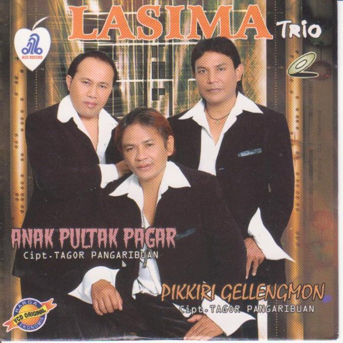 Lasima Trio - Anak Pultak Pagar
