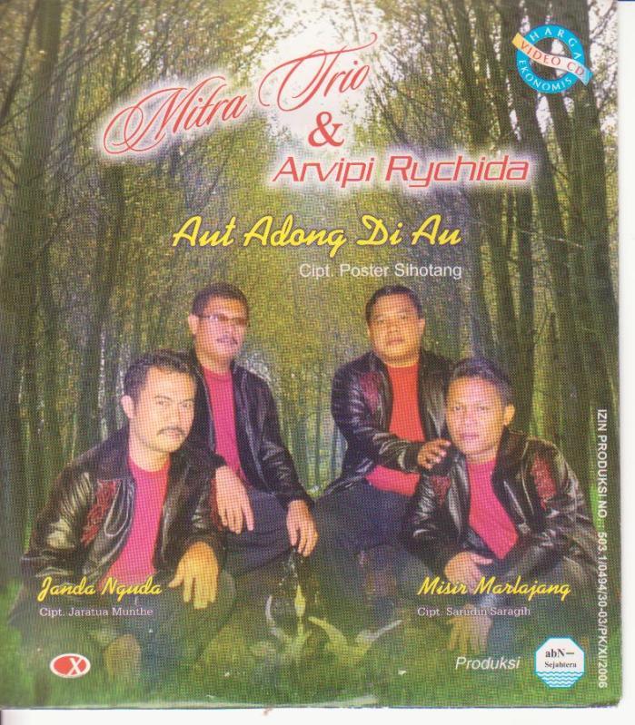 Mitra Trio - Aut Adong Di Au