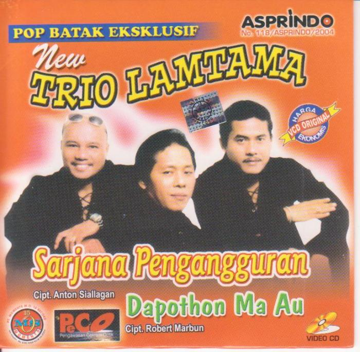 Lamtama Trio Exclusive - Sarjana Pengangguran