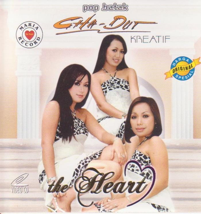 The Heart - Chacha Dut Kreatif