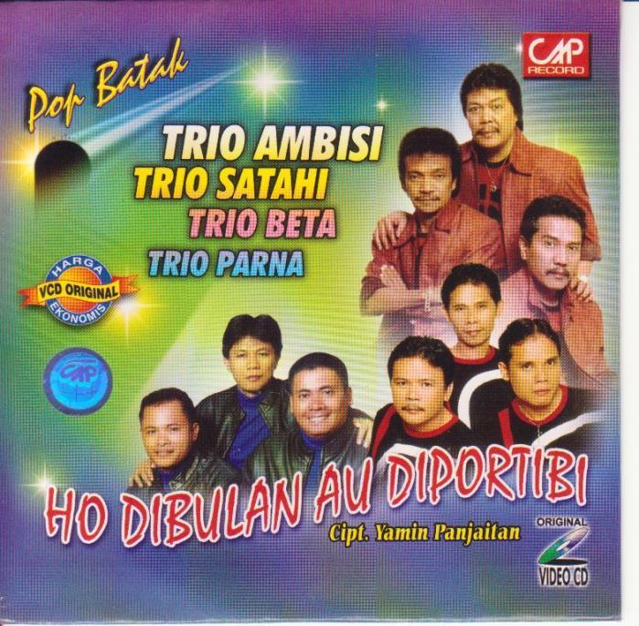 Kompilasi 4 Trio - Ho Dibulan Au Diportibi