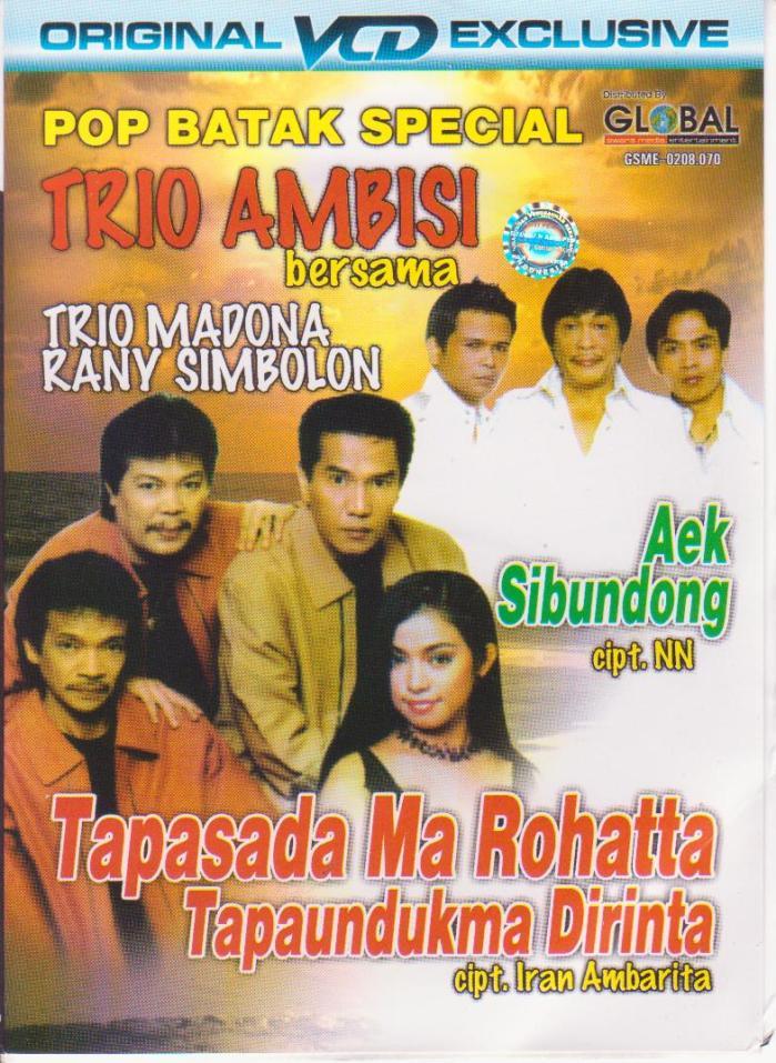 Pop Batak Special - Tapasada Ma Roha Ta