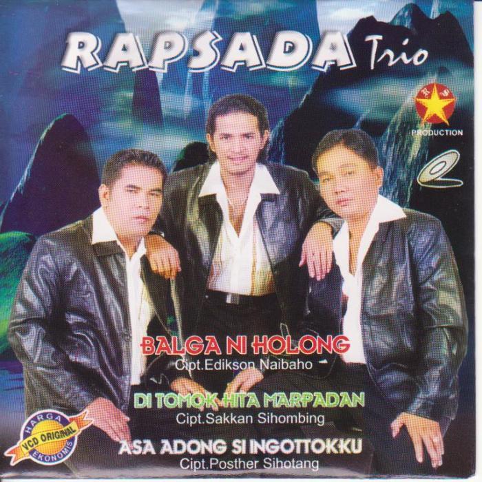 Rapsada Trio - Balga Ni Holong