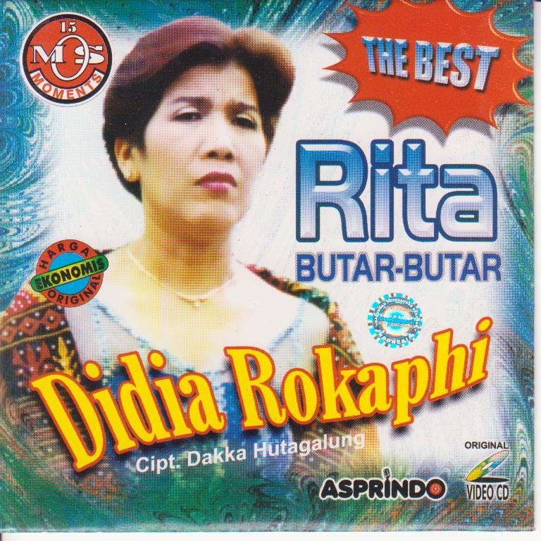 Download Lagu Batak Galau Terbaru: Rita Butar Butar The Best