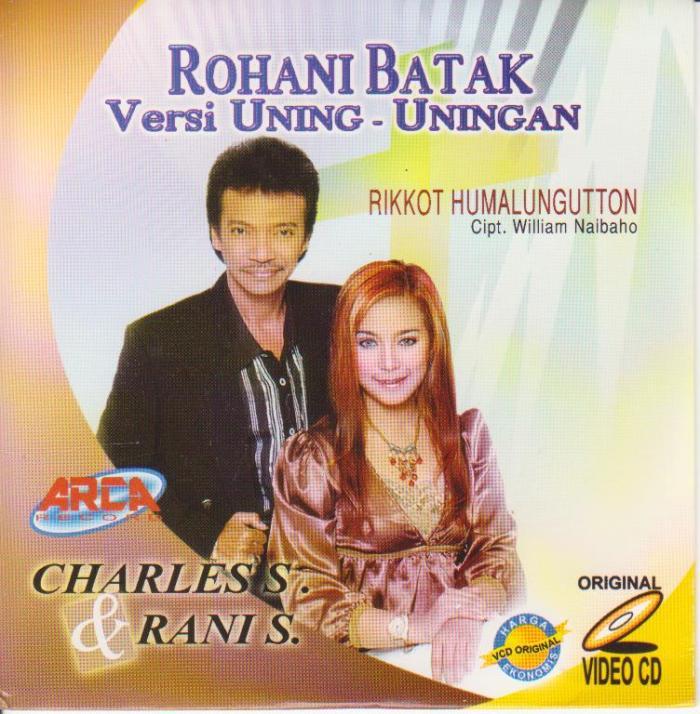 Charles & Rani Rohani - Rikkot Humalungutton