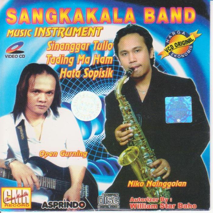 Sangkakala Band - Sinanggar Tullo