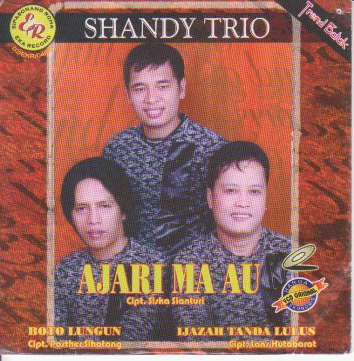 Shandy Trio Trend - Ajari Ma Au