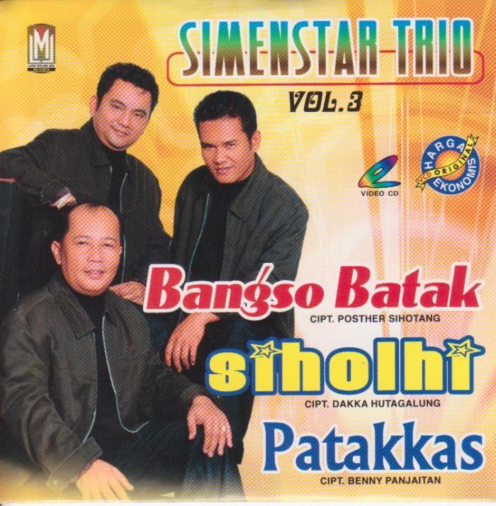Simenstar Trio Vol.3 - Sihol Hi