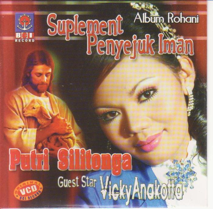 Putri Silitonga - Supplement Penyejuk Iman