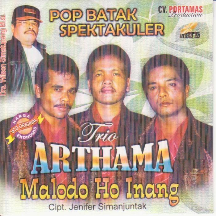 Arthama Trio - Malo Do ho Inang