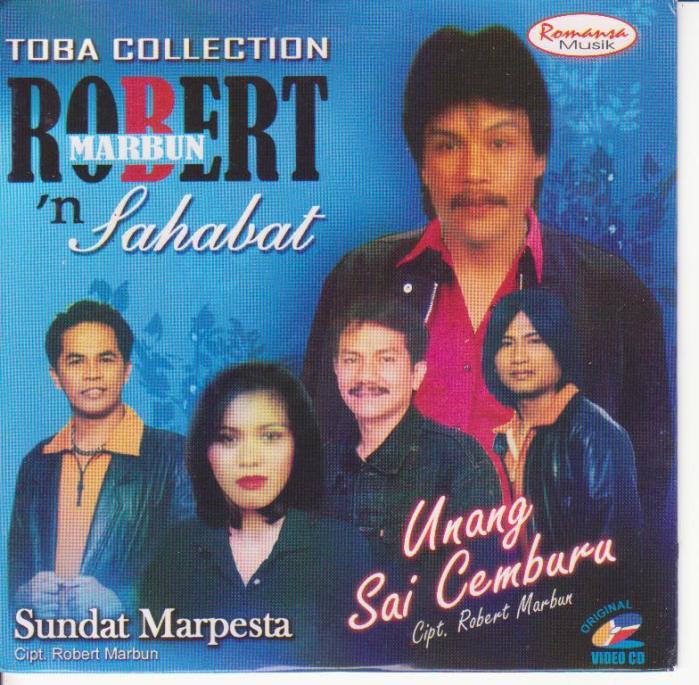 Toba Collection - Unang Sai Cemburu