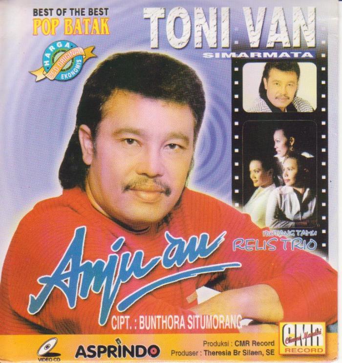 Toni Van Simarmata - Anju Au