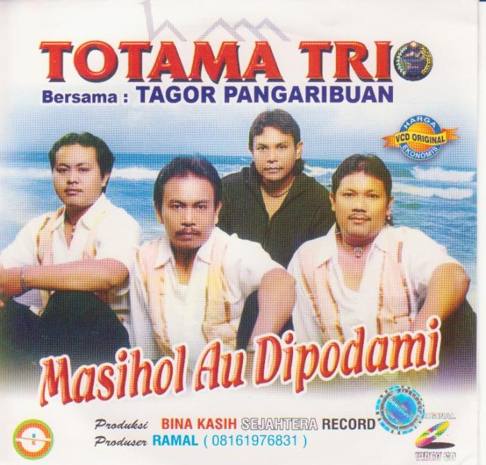 Totama Trio Vol.2 - Masihol Au Di Poda Mi