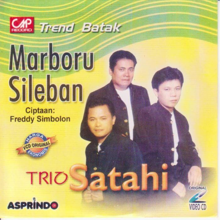 Satahi Trio - Marboru Sileban