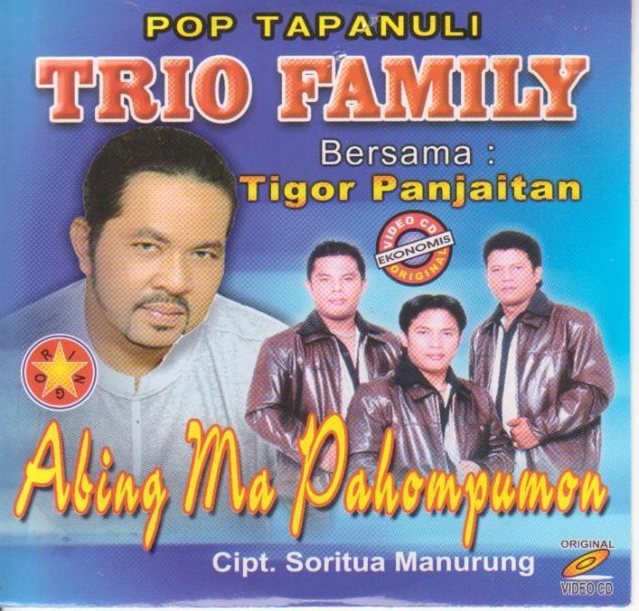 Family Trio - Abing Ma Pahompu Mon