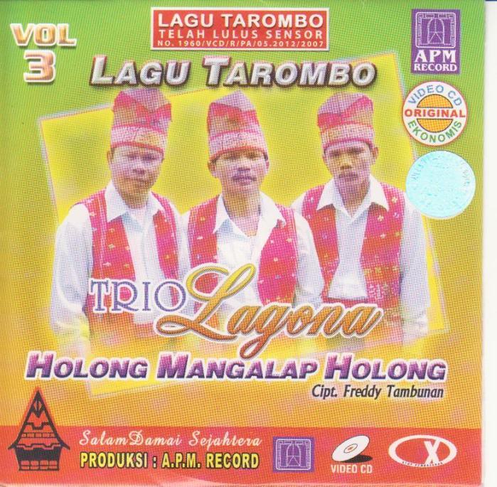 Lagona Trio Tarombo 3 - Holong Mangalap Holong