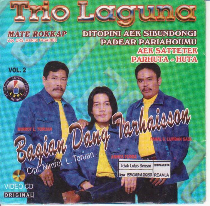 Laguna Trio Vol.2 - Bagian Dang Tarhaishon